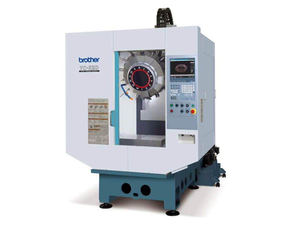 Brother TC-S2DN-0 5-Axis Vertical Machining Centers