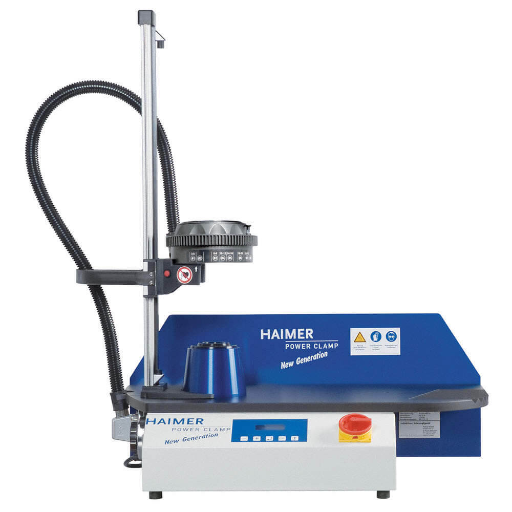 Haimer Shrink Fit Clamping Systems