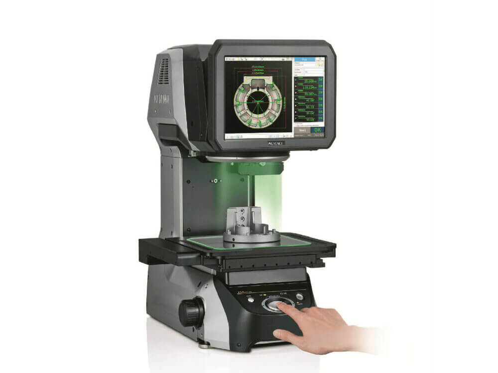 Keyence IM-7000 Series Instant Measurement System