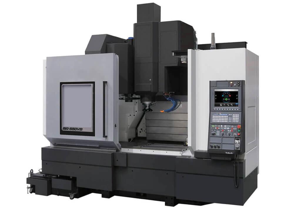 Okuma MA- 550VB 4-Axis Vertical Machining Centers